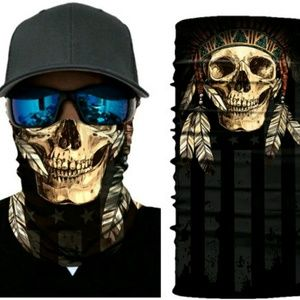 Other - New Indian Skull mask